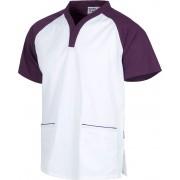 Casaca B9700 de manga corta. Combinada
