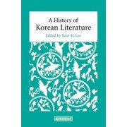 A History of Korean Literature by Peter H. Lee