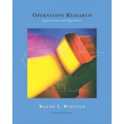 Operations Research by Winston