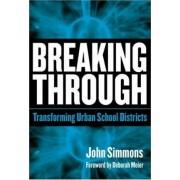 Breaking Through by John Simmons