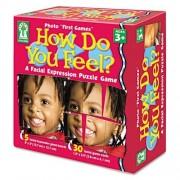 Carson-Dellosa How Do You Feel? Board Game 842005 by Carson-Dellosa