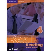 Cambridge English Skills Real Reading 4 without Answers: Level 4 by Liz Driscoll