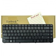 Eathtek Replacement Keyboard with Frame for HP Pavilion G4-2000 G4-2100 G4-2200 G4-2300 G4-2400 series Black US Layout Compatible with part# AER15U00310 V151209AS1 (Not fit for G4-1000!!)