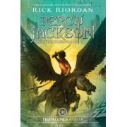 Percy Jackson and the Olympians, Book Three the Titan's Curse by Rick Riordan