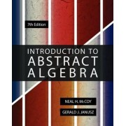 Introduction to Abstract Algebra, 7th Edition by Neal H. McCoy