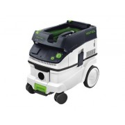 Festool CTL 26 CLEANTEC - Aspirateur - traineau - sac - 1200 Watt