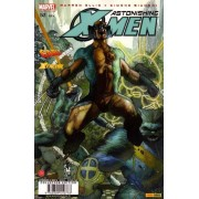""" Les Meilleurs Intentions "" ( Cable - X-Factor ) : Astonishing X-Men N° 53 ( Octobre 2009 ) - Collector Edition"