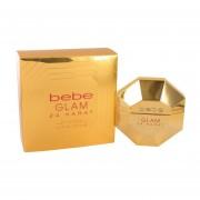 Bebe - Bebe Glam 24 Karat Eau De Parfum Spray Perfume Para Mujer 100 ML