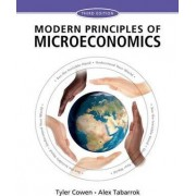 Modern Principles of Microeconomics by Tyler Cowen