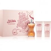 Jean Paul Gaultier Classique coffret XIII. Eau de Toilette 50 ml + leite corporal 50 ml + gel de duche 50 ml