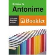 Dictionar de antonime - Andreea Buliga