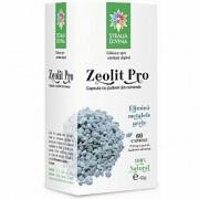 Zeolit Pro 60 cps Protejeaza organismul contra radiatiilor