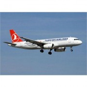 Maquette Avion : Airbus A320 Turkish Airlines-Revell