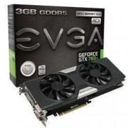 Видеокарта nVidia EVGA e-GeForce GTX780 FTW w/ ACX Cooler GDDR5 3GB, 384bit, 2xDVI,HDMI,DP, 03G-P4-3784-KR