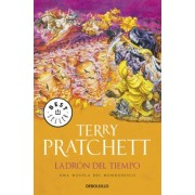 Ladron del tiempo / Thief of Time by Terry Pratchett