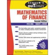Schaum's Outline of Mathematics of Finance by Petr Zima