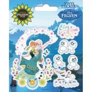 Stickervel Frozen