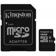 Cartão de Memória Kingston MicroSDHC - 16GB