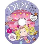 Daisy the Donut Fairy Sticker Activity Book by Chris Scollen
