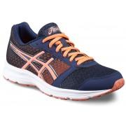 asics Patriot 8 But do biegania Kobiety pomarańczowy/niebieski Buty Barefoot i buty minimalistyczne