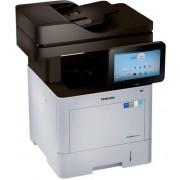 Multifunctional Monocrom Samsung ProXpress M4583FX, A4, 47 ppm, Duplex, ADF, Fax, Retea