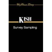 Survey Sampling by Leslie Kish