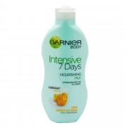 Lapte de corp pentru piele uscata Garnier Intensive 7 Days, cu L-Bifidus si miere, 250 ml, 21082