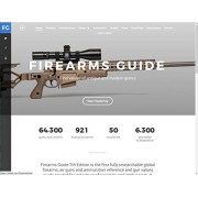 Inconnu Firearms Guide 7th Edition ONLINE - Presents 64,300 guns and 6,300 gun schematics and blueprints - with Gun Values! PC Mac