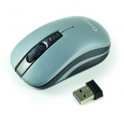 Cliptec RZS848GY VIVID 2.4GHz Wireless Mouse Grey