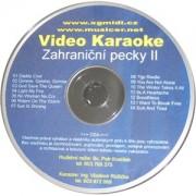 Video Karaoke Zahraničné pecky II