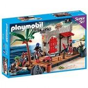 PLAYMOBIL Pirate Fort SuperSet
