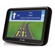 Navigator GPS 5'' Mio Spirit 6970 FEU LMU TRUCK TMC Mod Camion, harta full Europa + actualizari gratuite + informatii din trafic in timp real (Mio)