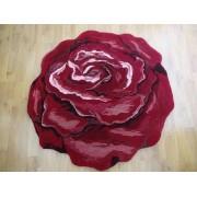 Вълнен Килим MCH53- Една Българска Роза / Ръчни килими /