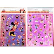 Stickere Disney Minnie