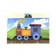 Puzzle Locomotivă