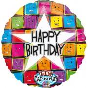 BALON MUZICAL - HAPPY BIRTHDAY