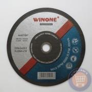 Disc abraziv pentru taiat metale 230mm