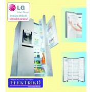 LG GSJ960NSBZ side by side huto