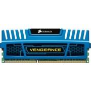 Memorie Corsair Vengeance 8GB DDR3 1600MHz Blue