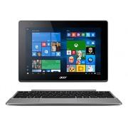 "Acer Aspire Switch 10 V Tablet PC, Processore Intel Atom x5-Z8300, RAM 2 GB DDR3, eMMC 32 GB, Display LCD 10,1"" Multi-Touch IPS, Grigio"
