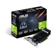 ASUS GT730/64BIT/2GBDDR3/DSUB1/DVID1/HDMI1