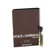 Dolce & Gabbana The One Vial (Sample) 0.06 oz / 1.77 mL Men's Fragrance 458321