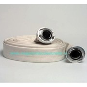 Kit furtun refulare din cauciuc cu exterior textil 80mm + 2 cuple tip Storz