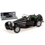 1931 Bugatti Type 54 Roadster Praha Model Car In 1:43 Scale By Minichamps