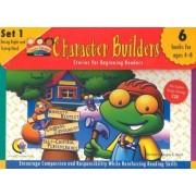 Character Builders, Set 1 by Regina G Burch
