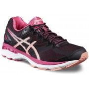 asics GT-2000 4 But do biegania Kobiety różowy/czarny Buty do biegania antypoślizgowe