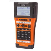 Brother P-Touch E550WVP Handheld printer, WiFi enabled, 6-24mm Tape, Heat Shrink Application.