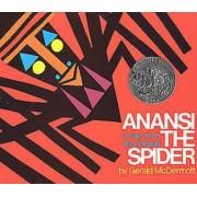 Anansi the Spider by G. McDermot