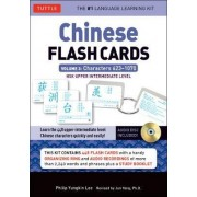 Chinese Flash Cards Kit Volume 3 by Philip Yungkin Lee