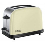 Russell Hobbs Colours Plus 2 Slice Toaster Cream